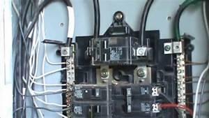 220 Volt Breaker Box