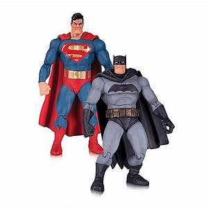 DC The Dark Knight Returns Superman and Batman 30th ...