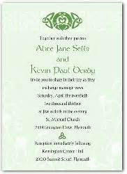 11 best traditional irish wedding ideas images on With traditional irish wedding invitations