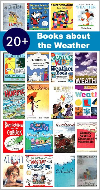 20 children s books about weather fiction and 828 | weather header