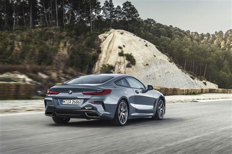 The bmw 8 series is a range of grand tourer coupes and convertibles produced by bmw. Officieel: 2019 BMW M850i xDrive, een V8 met 530 pk ...