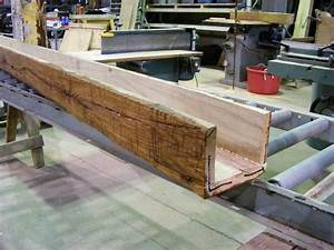 Hollow Rustic Timber Wood Ceiling Beams - by Boards48