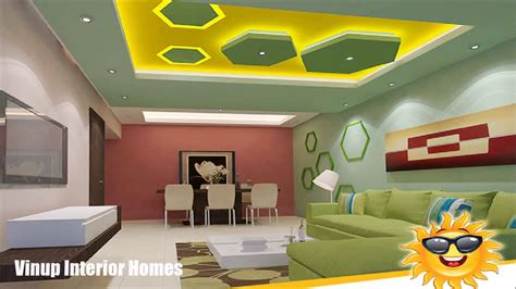 Gypsum Design For House