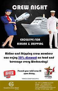Wednesday Airline and Shipping Night – Grand Excelsior ...