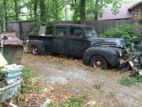 Türen Garage by 47 Ford Customized 4 Door Up Cool Barn