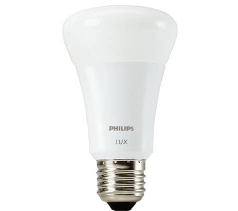 philips hue personal wireless lighting buy philips hue lux personal wireless lighting single bulb
