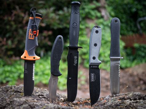 survival knives  brooks review