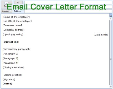 send  cv  cover letter  email  simplest