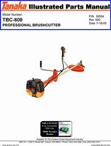 Tanaka Tbc 600 User Manual To The 14974b69 9458 1564 Ed4d
