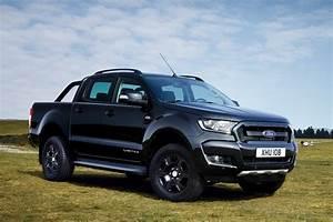 Ford Ranger Pickup : limited ford ranger black edition pick up truck revealed ~ Kayakingforconservation.com Haus und Dekorationen