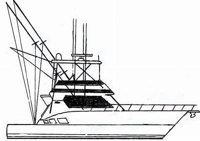 Boat Fishing Drawing Line Clipartpanda Fish Clipart