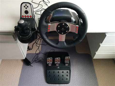 volante g27 logitech review logitech g27 racing wheel nz techblog