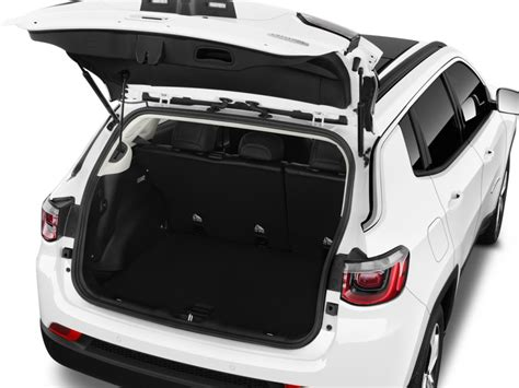 jeep compass 2017 trunk image 2017 jeep compass latitude fwd ltd avail trunk