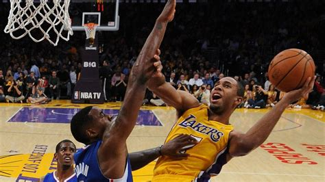lakers  clippers  game thread silver screen  roll
