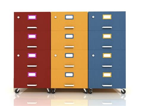 choosing   office filing cabinets  suit