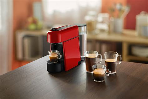How many cups of coffee do you make in a day? Nespresso Essenza Plus Coffee Machine Makes The Perfect Cup Of Coffee | SquareRooms