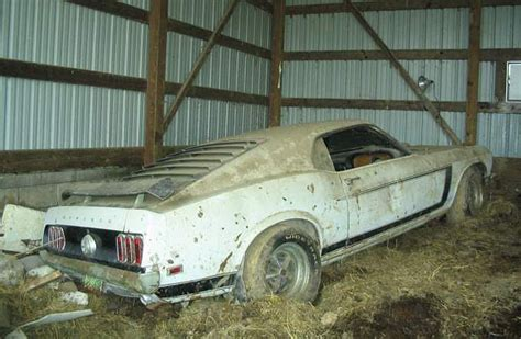 7 Unbelievable Muscle Car Barn Finds