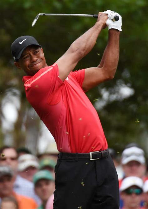 Tiger Woods 10 memorable moments at the Masters   2021 Masters
