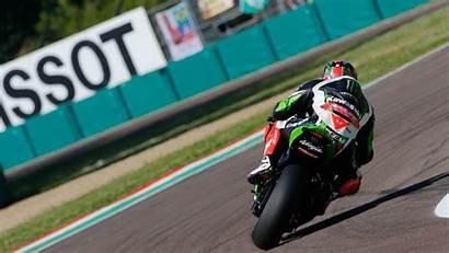 Superbike Imola Race Results Racing Kawasaki Sbk