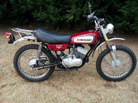 1970 Kawasaki G4tr Trail Boss 100cc Enduro Vjmc Ahrma