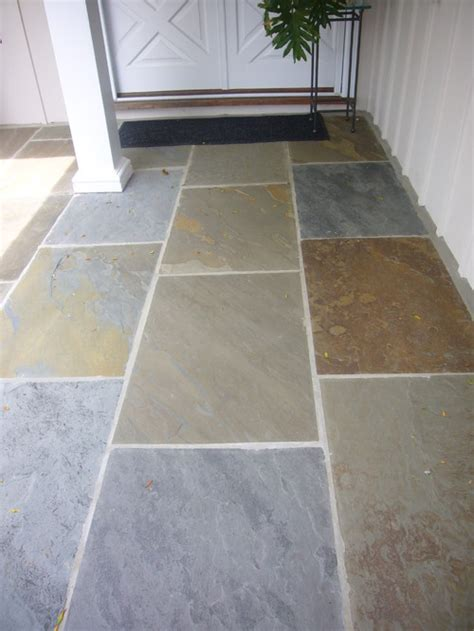what is best sealer clear not glossy for my flagstone