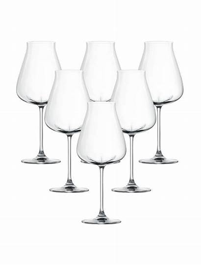 Lucaris 6pc Desire Robust 700ml Glass