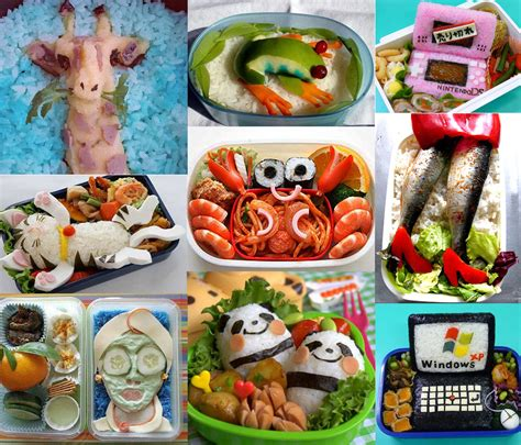 bento japanese cuisine charaben キャラ弁 the japanese food gsek