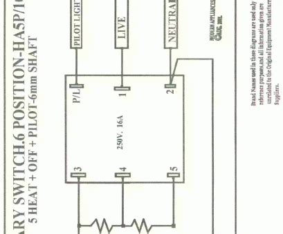 Rotary 3 Position Wiring Diagram by Install A Rotary Switch Creative Gardner