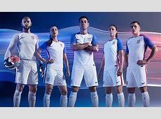 OFFICIAL USA 2016 Nike Kits Todo Sobre Camisetas