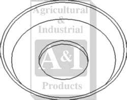 retainer ford  tractor parts parts  ford