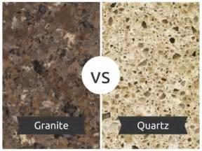 Quartz Countertops Vs. Granite vs Marble