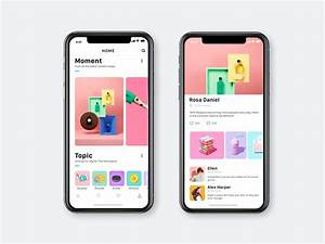 Iphone X Ui Practice By Sundongyang