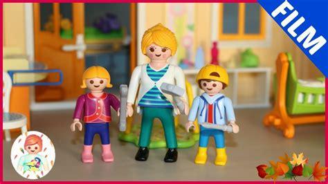 Playmobil Film Deutsch  Das Babyzimmer