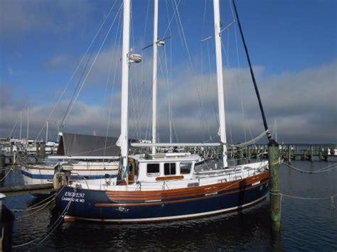 Fisher Motor Boats For Sale by Motorsailer Sail Fisher Boats For Sale Boats