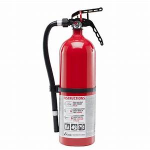 Shop Kidde Living Area 2A10BC Fire Extinguisher at Lowes com