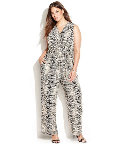 jumpsuits and rompers plus size the curvy fashionista trending now 15 plus size