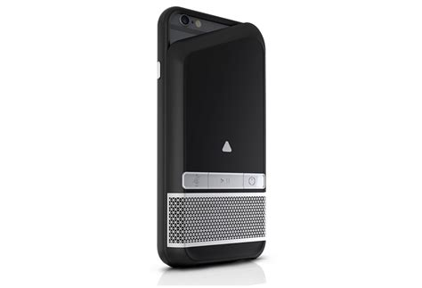 iphone 6 speakers zagg iphone 6 speaker announced