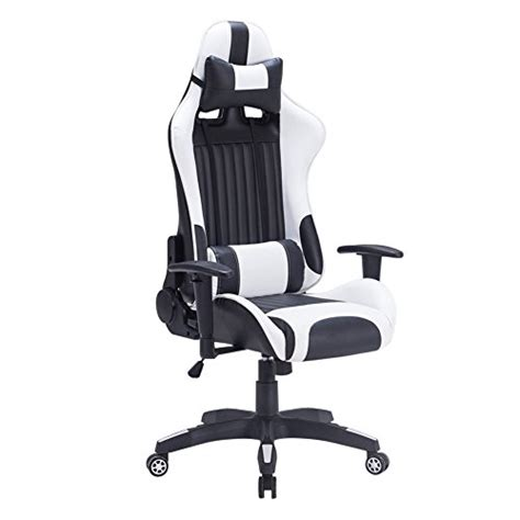 siege baquet inclinable iwmh racing chaise de bureau siège gaming de luxe fauteuil