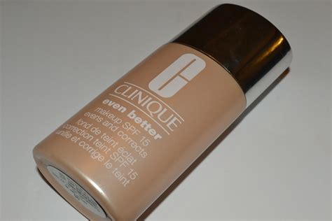 clinique   makeup foundation review swatches