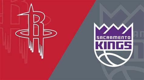 Sacramento Kings vs Houston Rockets 31 Dec 2020 Replays ...