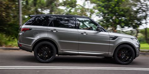 rang rover sport hse 2017 range rover sport sdv8 hse dynamic review caradvice
