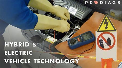 Electric Vehicle Technology by Prodiags Hybrid Electric Vehicle Technology