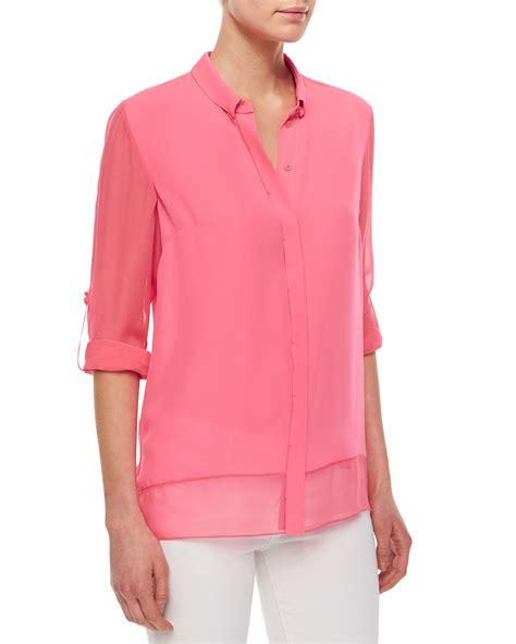 s sheer blouses 39 s sheer sleeve blouse black dressy blouses