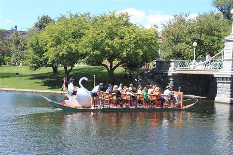 Swan Boats Opening Day 2018 swan boats 2018 opening day 04 14 18