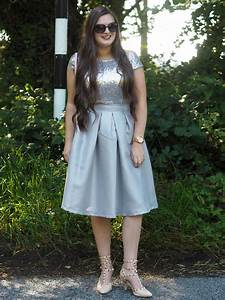 Silver Sequins with Quiz Clothing - RACHEL NICOLE