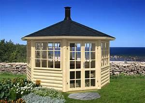 Englische Gartenhäuser Aus Holz : grillpavillon online kaufen grillkota f r ihren garten ~ Markanthonyermac.com Haus und Dekorationen