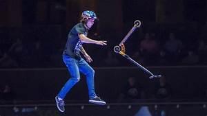 Nitro Circus: Australian scooter-rider Ryan Williams signs ...