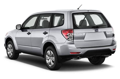 2011 Subaru Forester Reviews And Rating