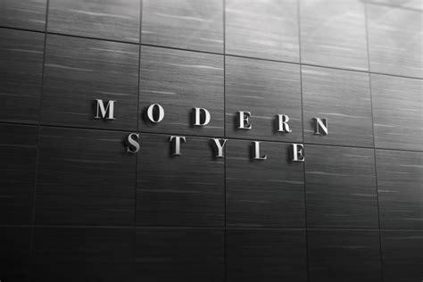 logo mockups psd  design trends