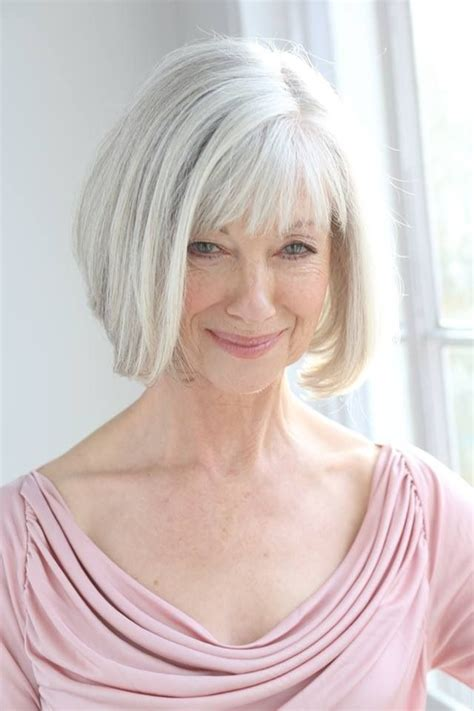 silver hair styles 118 best images about 60 on 9761